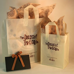 custom printed plastic bags | howard packaging