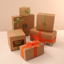 Natural Kraft Giftware Boxes