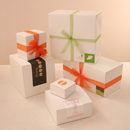 White Gloss Giftware Boxes
