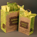Recycled Paper Bags Recycled Paper Shopping Bags